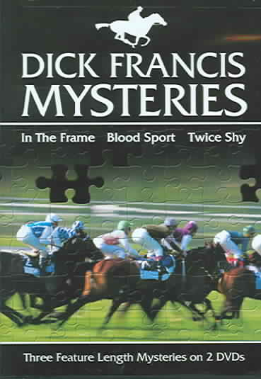 DICK FRANCIS MYSTERIES BY MCSHANE,IAN (DVD)