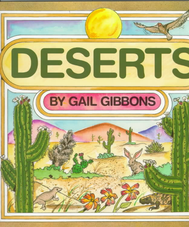 Deserts By Gibbons, Gail