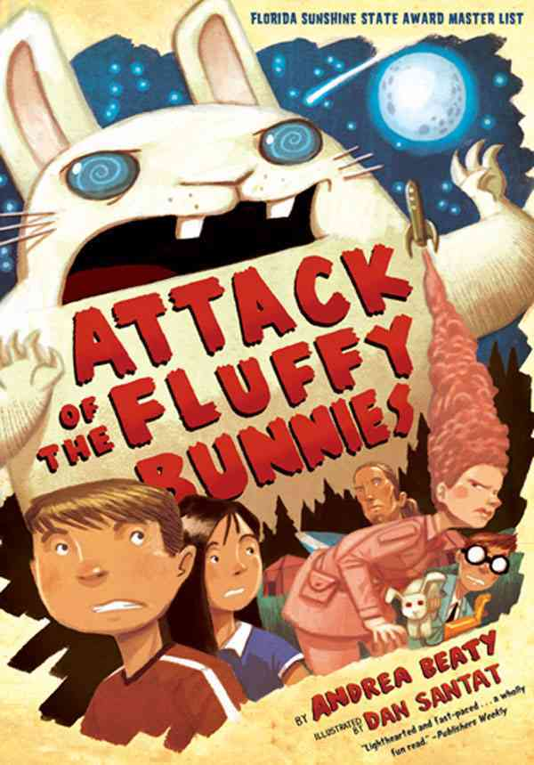 Attack of the Fluffy Bunnies By Beaty, Andrea